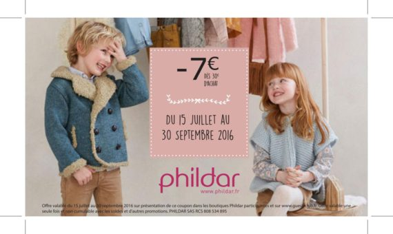 Coupons Phildar